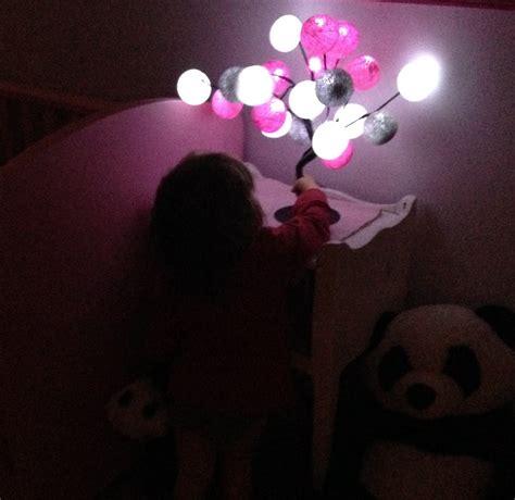 veilleuse chambre bébé guirlande lumineuse de décoration