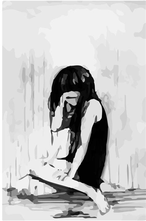 Anime Cry Wallpaper - sad anime pictures depressed anime