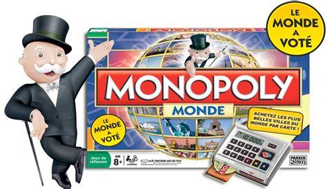 top parents fr monopoly monde jeux de soci 233 t 233 jouets
