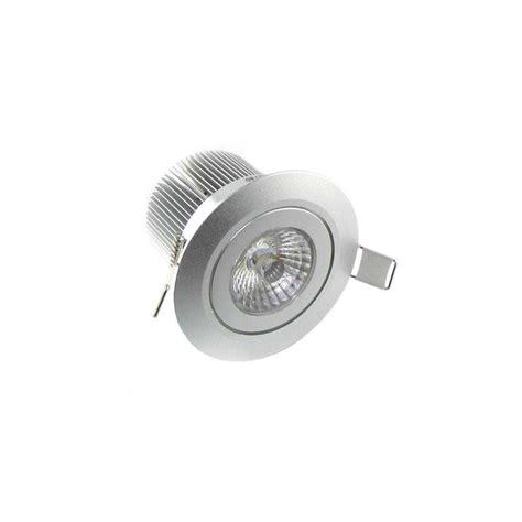 Spot Led Interieur Spot Led 8w Orientable Et Encastrable by Spot Led Aluminium Encastrable 8w 230v