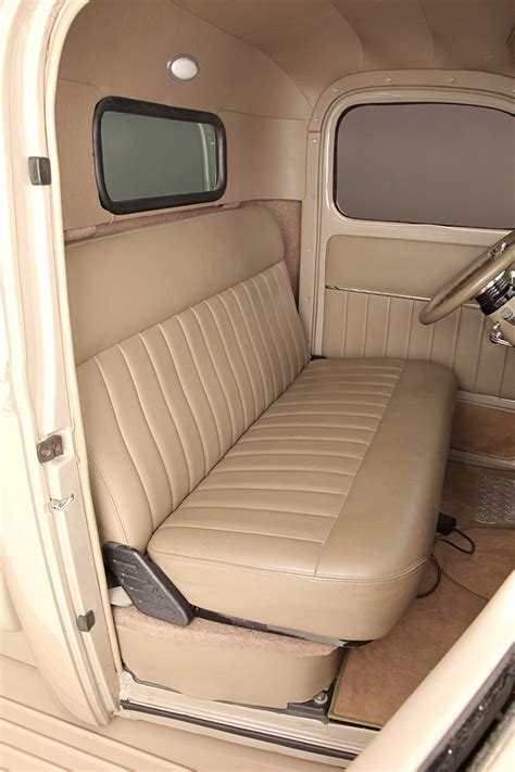 truck bench seat 1940 ford a different point of view rod network