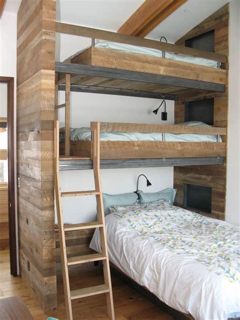 Contemporary Bedroom Design Small Space Loft Bed by Best 25 Contemporary Bunk Beds Ideas On Bunk