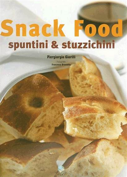 Giorilli Piergiorgio Snack Ricette Libri Maestro Focacce