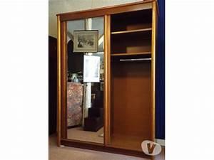 Miroir 2 Metre : armoire 2 coulissantes celio clasf ~ Teatrodelosmanantiales.com Idées de Décoration