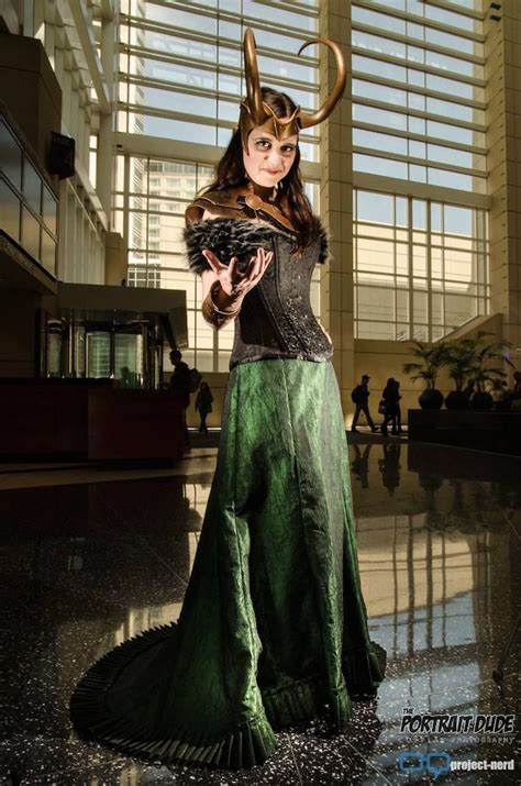 Image Result For Female Loki Cosplay Comic Con
