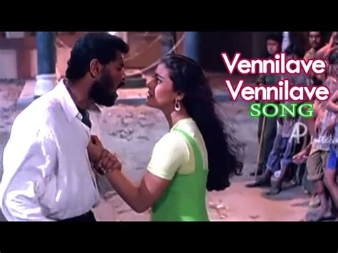 Minsara Kanavu Tamil Movie Songs Vennilave Song Prabhu