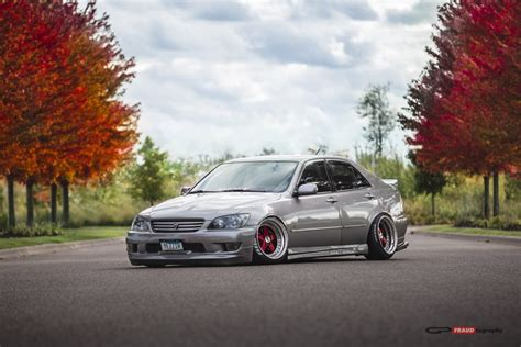 toyota altezza wallpaper toyota lexus is200 altezza tuning low jdm autumn stance hd