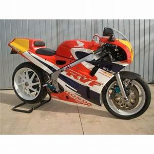 Honda Rc 30 : honda rc30 1989 exclusive material hrc swingarm exhaust brakes tires etc banyeres trial ~ Melissatoandfro.com Idées de Décoration