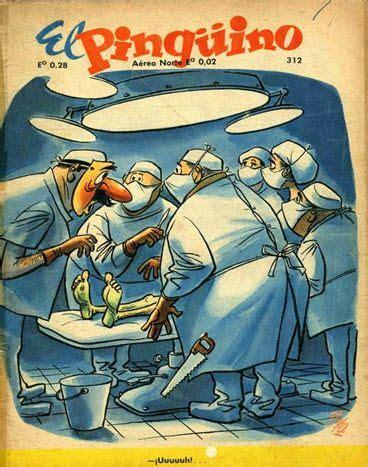 foto de El Pingüino Nº312 Portada de Pepo Vintage humor