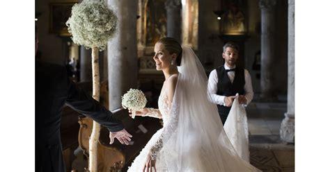 wedding victoria wore  stunning michael cinco