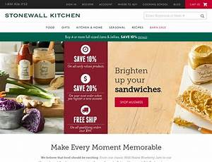 Stonewall Kitchen Coupons & StonewallKitchen com Promo Codes