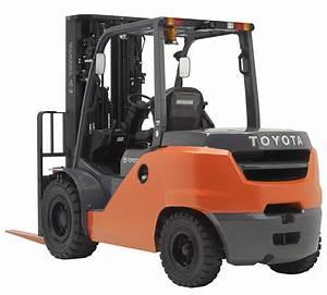 Toyota Industrial Equipment Forklift Workshop Repair