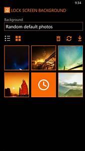 windows phone app of the day lockie lock screen customization