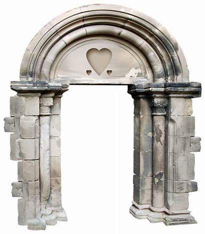 Arch Roman Column Clipart Clip Architecture Kolom