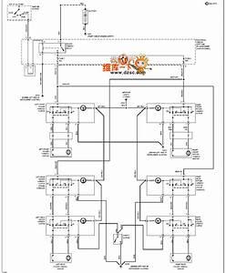 Mercedes-benz 190e Electric Windows Circuit Diagram