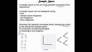 Theoretical Probability  U0026 Sample Space