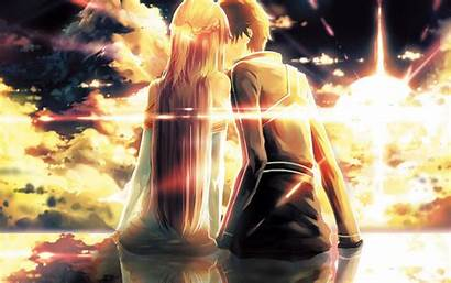 Anime Romantic Romance Wallpapers Backgrounds Wallpaperaccess