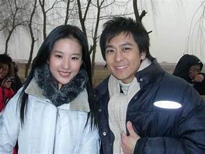 making a MV with Liu Yi Fei in 2006 - Jimmy Lin Chi Ying ...