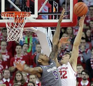 Badgers men's basketball: Wisconsin's Ethan Happ brushes ...