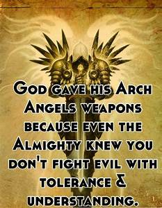 17 Best images ... Angel And Evil Quotes
