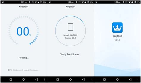 one click root android kingroot apk one click root v4 62 apk for