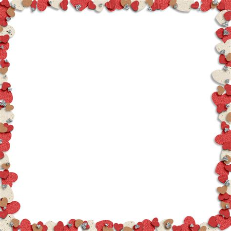 frame heart png hd   icons  png backgrounds