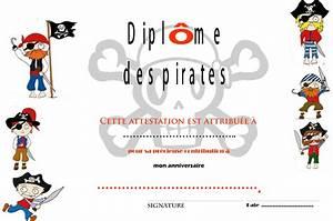 Deco Anniversaire Pirate : dipl me de pirates imprimer cuisine d co by maria anniversaire elie pinterest ~ Melissatoandfro.com Idées de Décoration