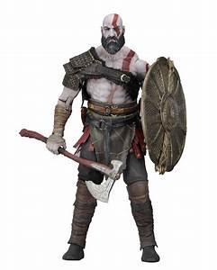 God of War (2018) – 1/4 Scale Action Figure – Kratos