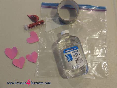 valentines day lava lamp sensory bag www
