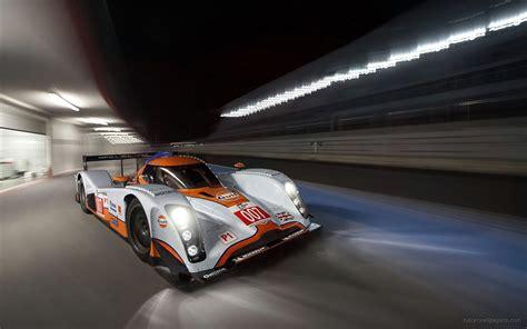 Aston Martin Night Race Wallpaper Hd Car Wallpapers