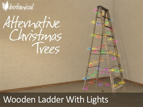 6 elegant and quirky alternative christmas tree releases