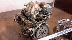2004 Nissan Quest Engine Motor Vin B 3 5l