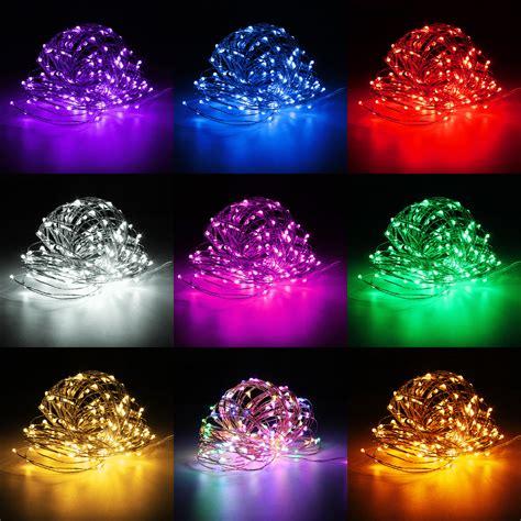 guirlande lumineuse exterieur 20m 20m 200 led guirlande lumineuse ext 233 rieure f 234 te dc 12v 2a adaptateur d 233 cor vert achat vente