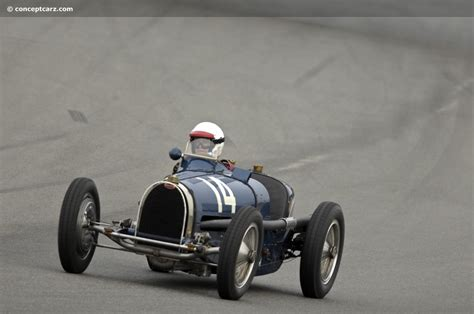 In 1937 it was transformed to a sports car configuration and raced. 1934 Bugatti Type 59 - conceptcarz.com