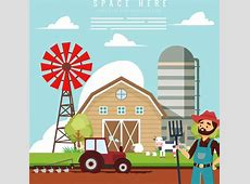 Farm free vector download 624 Free vector for commercial