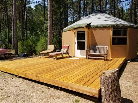 Yurt Cabin Picture Gallery