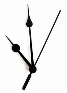 Uhrwerk Mit Zeiger Zum Basteln : uhrwerk mit kunststoff zeiger 78 mm schwarz kreativzauber ~ Eleganceandgraceweddings.com Haus und Dekorationen