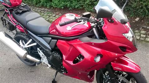 gsx 1250 fa 2016 suzuki gsx 1250 fa bandit review superbike