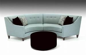 1000 images about round couches on pinterest italian With younger sectional sofa