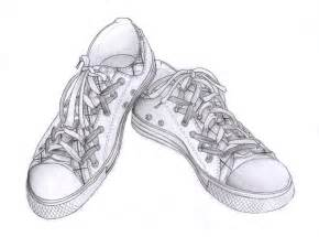 Drawing Sketches Shoes
