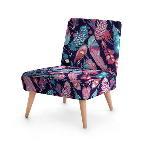 custom printed occasional chair uk design low accent chairs