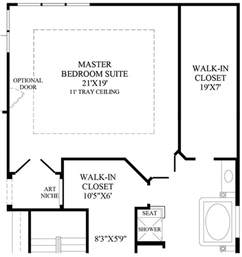 master bedroom floor plans x master bedroom floor plan with bath and walk in closet ensuite plans interalle com