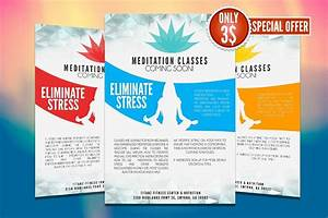 25  Yoga Flyer Designs  U0026 Examples  U2013 Psd  Ai  Word  Eps