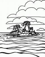 Ocean Island Pages Coloring Printable Waves Plain Wave Oceans G2 Landforms Social Boat Preschool Popular Quizlet Templates Getcoloringpages Fish Template sketch template