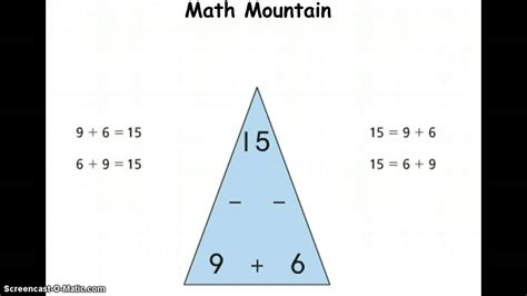 math mountain worksheets math worksheets with exponents