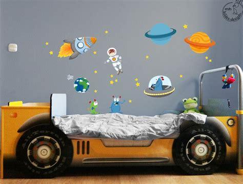 Kinderzimmer Junge Weltraum by Die Besten 25 Weltraum Kinderzimmer Ideen Auf