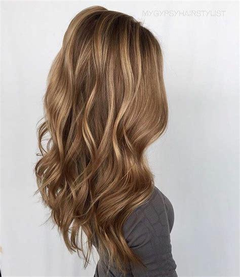 Sun In Brown Hair by 25 Best Ideas About Sun Kissed Hair On Sun