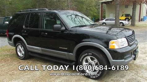 2002 Ford Explorer Review * Xlt 4x4 * 3rd Row Seats * For
