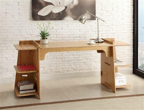 bureaux modernes design bureau bois design 50 belles propositions