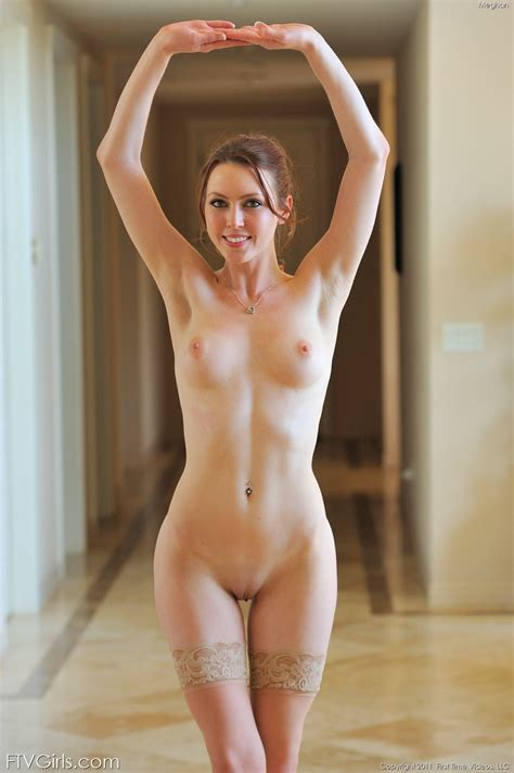 Naked Shaved Teen Redhead Megan Loxx From Ftv Wearing